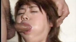 Asian girl tormented and fucked
