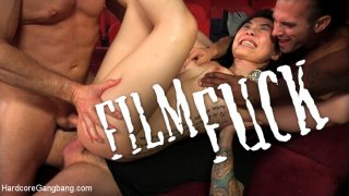 Film Fuck: Nari Park Cums Repeatedly As Shes Slammed In Every Hole – HardcoreGangbang