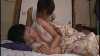 JAPANESE STEP-MOTHER FUCKED BY HER SON – Watch Part 2 On VICAMGIRLS.COM